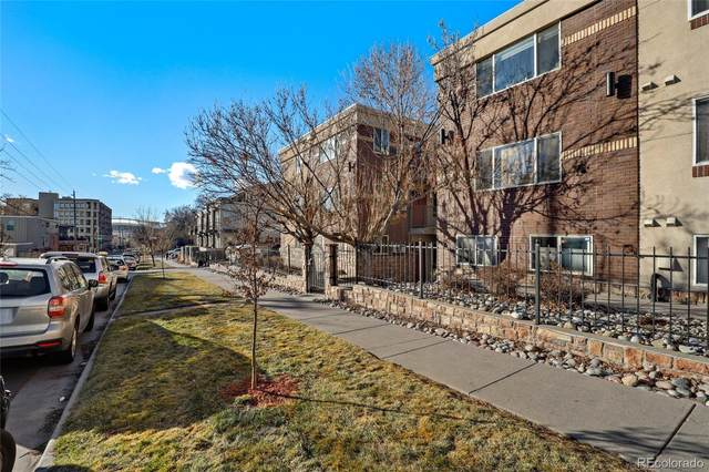 2345 N Clay Street #101, Denver, CO 80211 (#4846553) :: Wisdom Real Estate