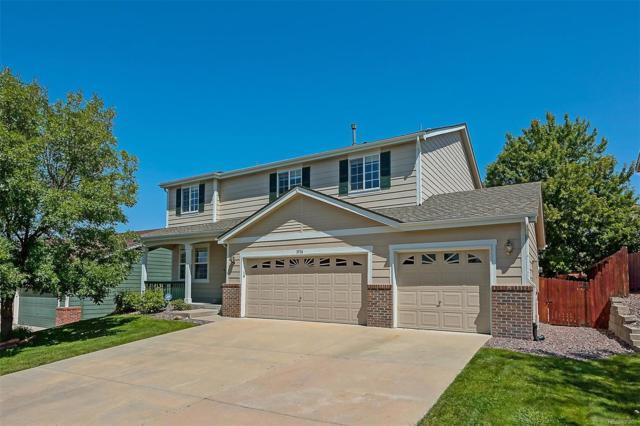 5536 S Rome Street, Aurora, CO 80015 (MLS #4846602) :: 8z Real Estate
