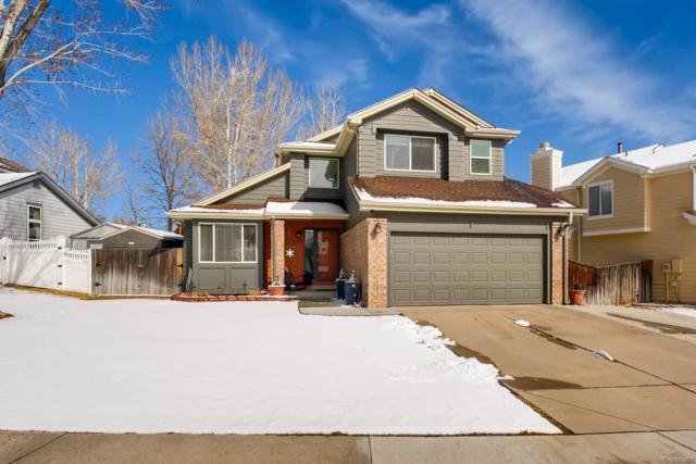 11145 W Arbor Drive, Littleton, CO 80127 (#4846746) :: The HomeSmiths Team - Keller Williams