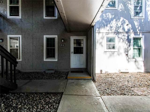 7110 S Gaylord Street P2, Centennial, CO 80122 (#4846988) :: James Crocker Team