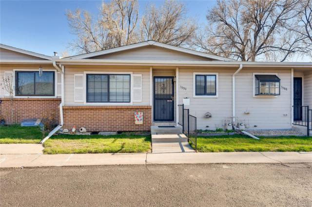 3990 Ames Street, Wheat Ridge, CO 80212 (#4847343) :: The Peak Properties Group