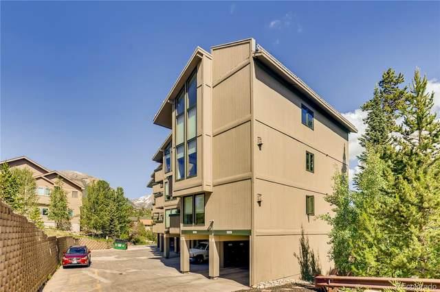 3710 Ryan Gulch Road #376, Silverthorne, CO 80498 (MLS #4847487) :: 8z Real Estate