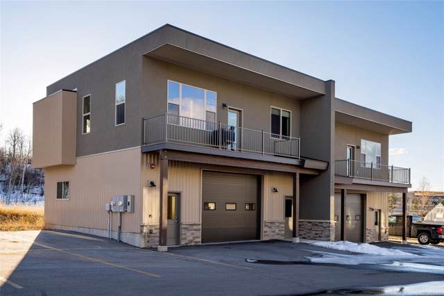 1671 Copper Ridge Court #101, Steamboat Springs, CO 80487 (#4848138) :: The DeGrood Team