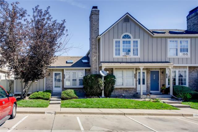 9685 W Chatfield Avenue A, Littleton, CO 80128 (#4848327) :: The HomeSmiths Team - Keller Williams