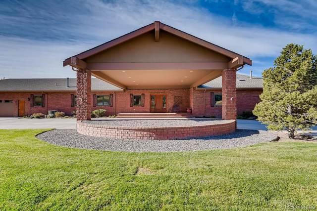 18950 Wing Tip Road, Colorado Springs, CO 80908 (#4848475) :: The Harling Team @ Homesmart
