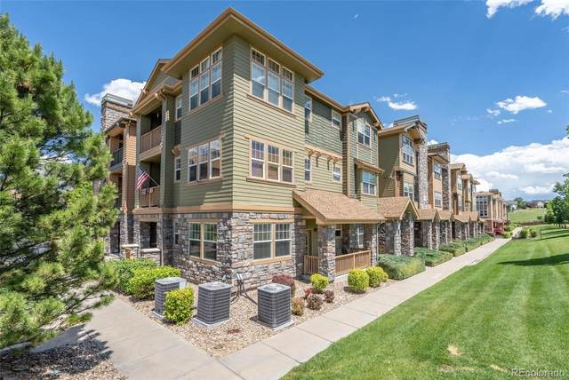 15460 Canyon Gulch Lane #205, Englewood, CO 80112 (#4848785) :: The Harling Team @ HomeSmart
