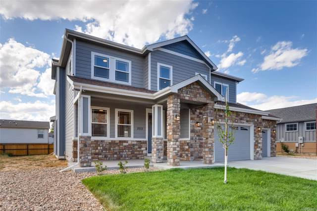 203 Pinyon Street, Frederick, CO 80530 (MLS #4848851) :: Kittle Real Estate