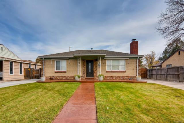 1326 S Clay Street, Denver, CO 80219 (#4848852) :: Sellstate Realty Pros