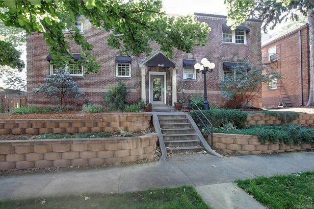 1446 N Gilpin Street #3, Denver, CO 80218 (#4848855) :: The Peak Properties Group