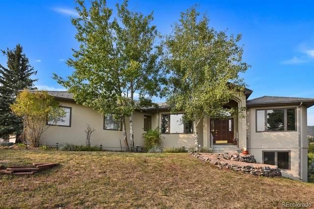 759 Kachina Circle, Golden, CO 80401 (MLS #4848930) :: 8z Real Estate