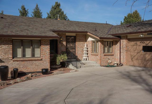 2615 Oak Drive #38, Lakewood, CO 80215 (#4848999) :: The Galo Garrido Group