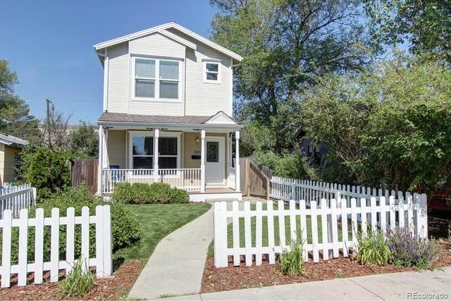 2125 S Lafayette Street, Denver, CO 80210 (MLS #4849331) :: Clare Day with Keller Williams Advantage Realty LLC