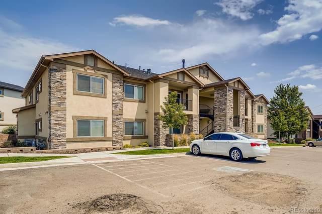 875 E 78th Avenue #23, Denver, CO 80229 (#4849363) :: Re/Max Structure
