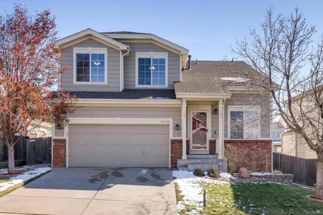 20782 E Grand Lane, Aurora, CO 80015 (#4849378) :: Sellstate Realty Pros