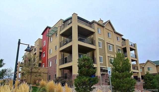1162 Rockhurst Drive #401, Highlands Ranch, CO 80129 (#4850101) :: iHomes Colorado