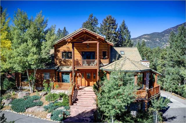 649 Golden Willow Road, Evergreen, CO 80439 (#4850257) :: Mile High Luxury Real Estate