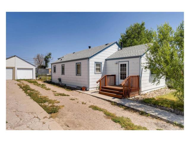 160 Elm Street, Keenesburg, CO 80643 (MLS #4850465) :: 8z Real Estate