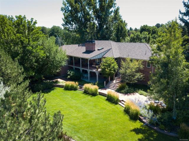 5760 S Goldsmith Place, Greenwood Village, CO 80111 (#4850483) :: ParkSide Realty & Management