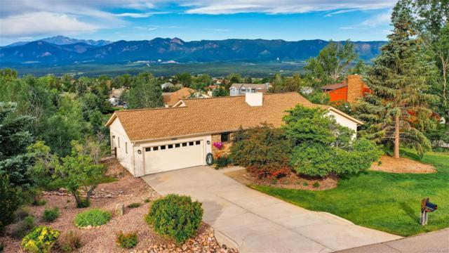 565 Rangely Drive, Colorado Springs, CO 80921 (#4850644) :: James Crocker Team