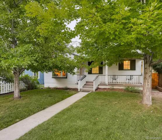 2540 S Gilpin Street, Denver, CO 80210 (MLS #4851161) :: Find Colorado