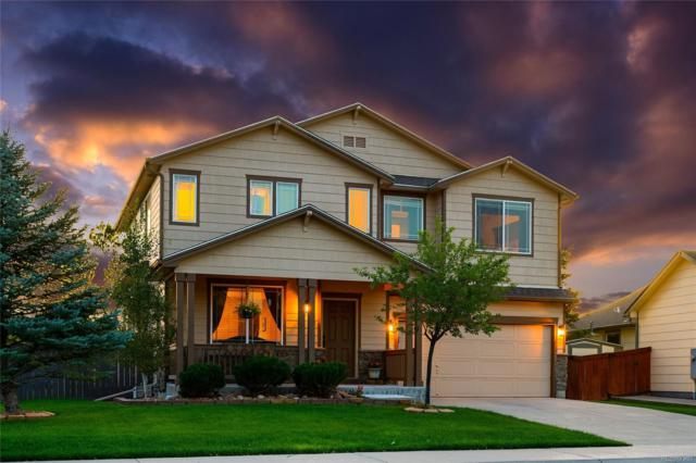 12693 Prince Creek Drive, Parker, CO 80134 (MLS #4851172) :: The Space Agency - Northern Colorado Team