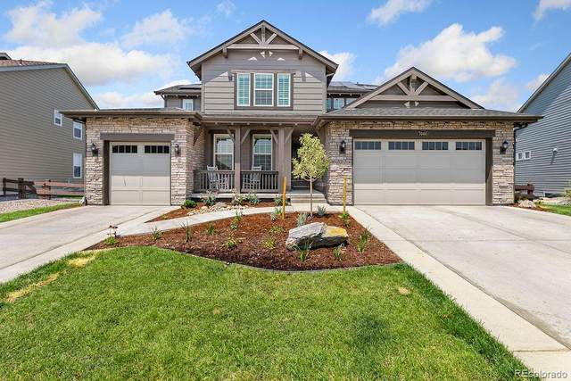 7044 Thunderview Drive, Timnath, CO 80547 (#4851336) :: The Gilbert Group