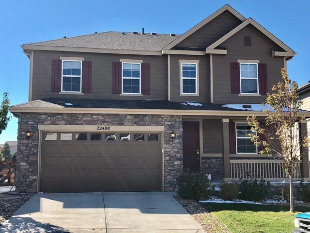 22408 E Bellewood Drive, Centennial, CO 80015 (#4851473) :: Sellstate Realty Pros