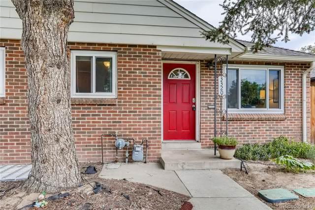 3320 Oneida Street, Denver, CO 80207 (MLS #4851487) :: 8z Real Estate