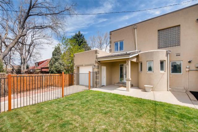 432 Harrison Street, Denver, CO 80206 (#4851601) :: The Griffith Home Team
