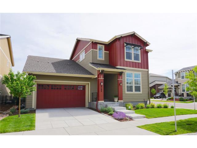 9199 Prairie Sky Lane, Lone Tree, CO 80124 (#4851857) :: Colorado Team Real Estate