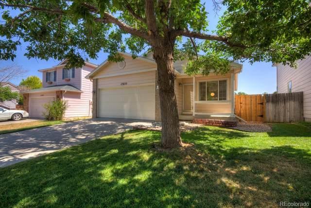 17655 E Brunswick Place, Aurora, CO 80013 (MLS #4852403) :: 8z Real Estate