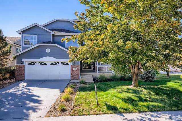 6701 S Newcombe Way, Littleton, CO 80127 (#4852767) :: The HomeSmiths Team - Keller Williams
