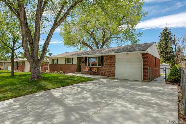 6177 Hoyt Court, Arvada, CO 80004 (#4853393) :: Peak Properties Group