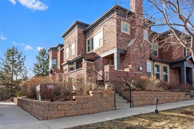 9567 Cedarhurst Lane C, Highlands Ranch, CO 80129 (#4853606) :: Colorado Team Real Estate