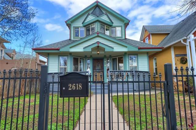 2618 S Logan Street, Denver, CO 80210 (#4853687) :: Stephanie Fryncko | Keller Williams Integrity