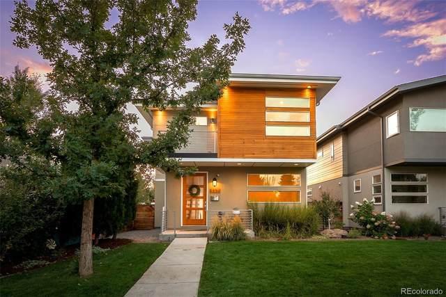 1371 S Sherman Street, Denver, CO 80210 (#4853773) :: Kimberly Austin Properties