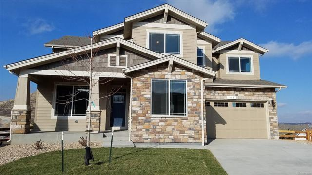 360 Sage Grouse Circle, Castle Rock, CO 80109 (#4854438) :: Sellstate Realty Pros