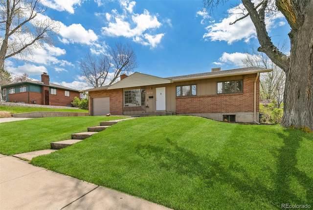 4050 W Dartmouth Avenue, Denver, CO 80236 (#4854935) :: Colorado Home Finder Realty
