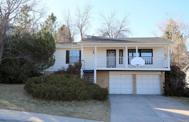6909 S Allison Way, Littleton, CO 80128 (#4854998) :: The Peak Properties Group