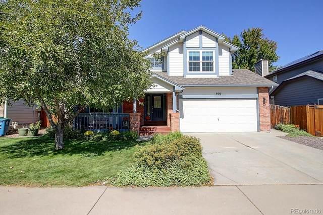 905 W Chestnut Circle, Louisville, CO 80027 (#4855547) :: Relevate | Denver