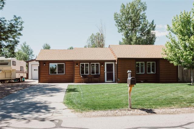 4116 Rockcress Place, Loveland, CO 80537 (#4855749) :: The HomeSmiths Team - Keller Williams
