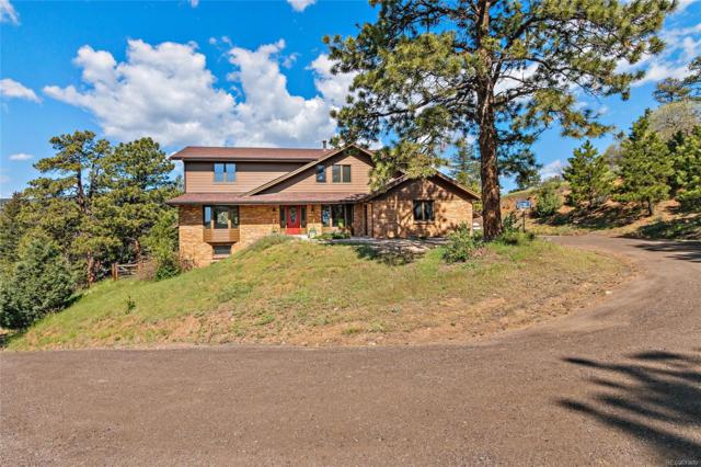 4759 Cameyo Road, Indian Hills, CO 80454 (#4855895) :: HomePopper