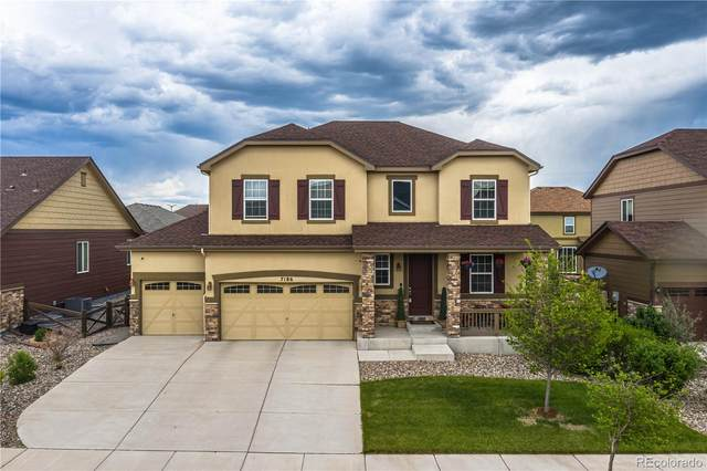 7186 Laurel Cherry Court, Colorado Springs, CO 80927 (#4856342) :: The Harling Team @ Homesmart Realty Group