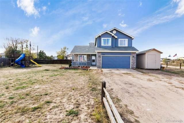 34116 Prairie Loop, Elizabeth, CO 80107 (#4856559) :: Mile High Luxury Real Estate