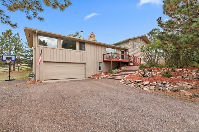 27756 Hi View Road, Evergreen, CO 80439 (#4856747) :: The Galo Garrido Group
