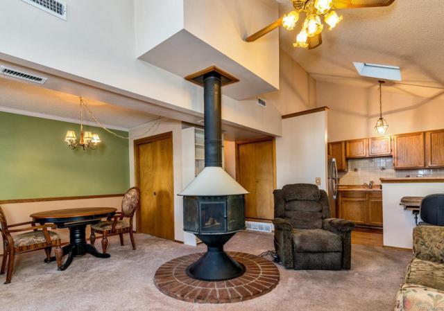 4901 Garrison Street 105A, Wheat Ridge, CO 80033 (#4857073) :: The Peak Properties Group