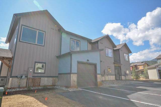 78 Filly Lane 6A, Silverthorne, CO 80498 (MLS #4857233) :: Re/Max Alliance