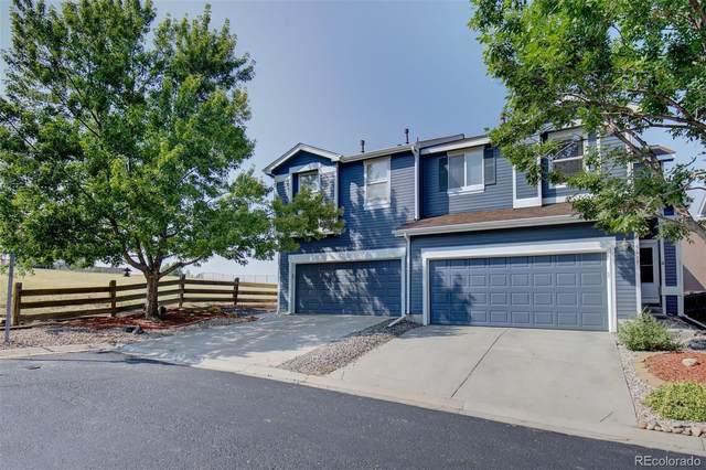 5385 S Picadilly Court, Aurora, CO 80015 (MLS #4857484) :: Find Colorado