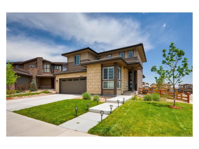 10896 Touchstone Loop, Parker, CO 80134 (MLS #4857619) :: 8z Real Estate