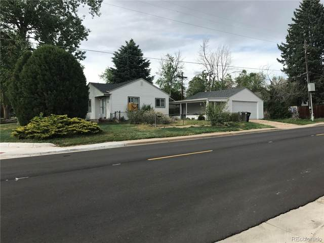 1892 S Fairfax Street, Denver, CO 80222 (MLS #4858045) :: 8z Real Estate